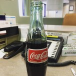Cokes from work friends