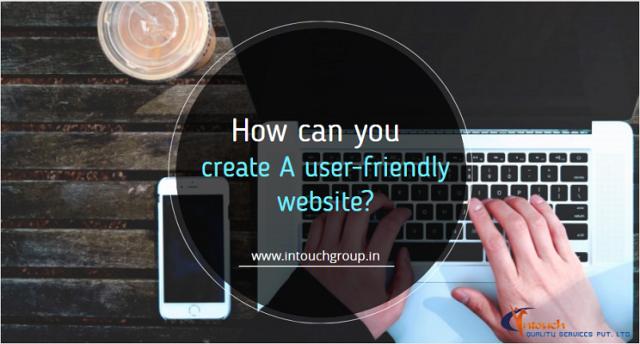 Create A User-Friendly Website