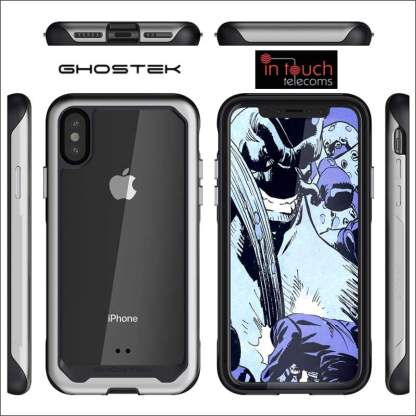 Ghostek Atomic Slim 2 Case for iPhone XS / X | Military Drop Tested Rugged Case