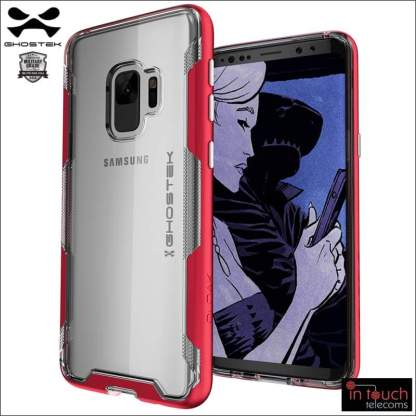 Ghostek Cloak 3 Case for Samsung Galaxy S9 | Military Drop Tested Rugged Case