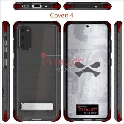 Ghostek Covert 4 Case for Samsung S20 Ultra   Military Drop Tested