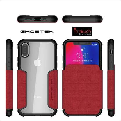 Ghostek Exec 3 Case for iPhone XS Max | Military Drop Tested Rugged Case