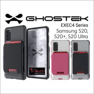 Ghostek Exec 4 Case for Samsung Galaxy S20 | Military Drop Tested