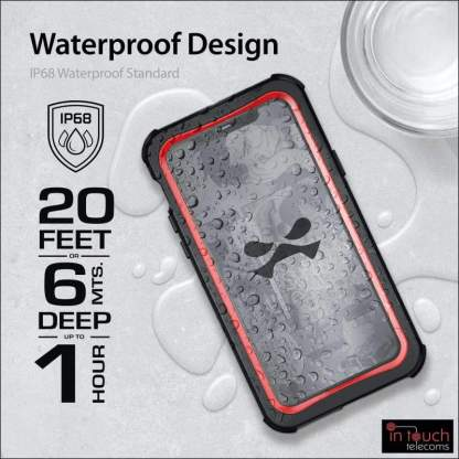 Ghostek Nautical 2 Case for iPhone 11 Pro | Military Drop Tested 360° Case