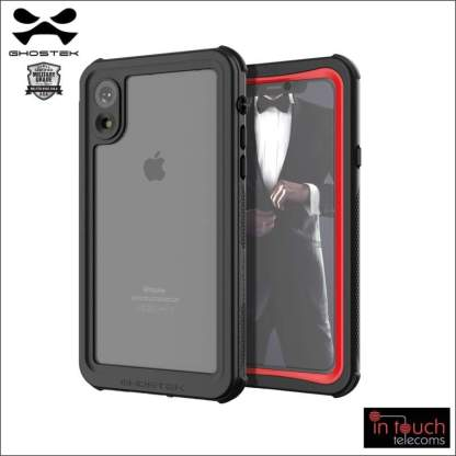 Ghostek Nautical 2 Case for iPhone XR | Military Drop Tested Rugged 360° Case