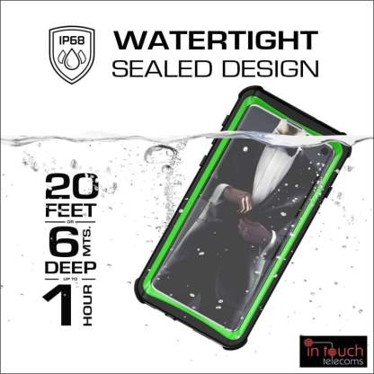 Ghostek Nautical 2 Case for Samsung Galaxy S10 | Military Drop Tested 360° Case