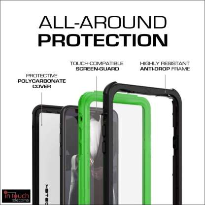 Ghostek Nautical 2 for iPhone XS/X | Military Drop Tested 360° Case