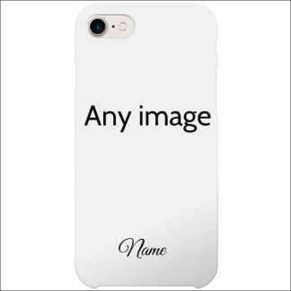 iPhone 8/7 Case | Any Image with Optional Name/Message - Fathers Day