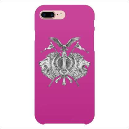 iPhone 8/7 Plus Case - Sikh Khanda Lion