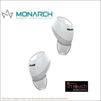 Monarch Gadgets True Wireless Earbuds (T1) | Bluetooth V4.2