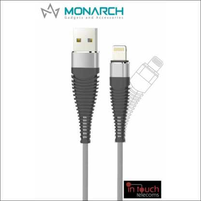 Monarch Gadgets Y-Series | Lightning USB Cable