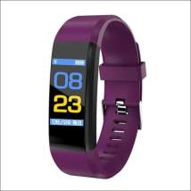 Sports Fitness Smartwatch 115Plus   iOS and Android