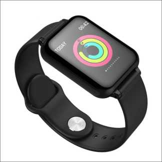 Sports Fitness Smartwatch   Water Resistant (IP67 Rated)