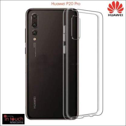 Xquisite Huawei P20 Pro Gel Case - Clear