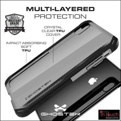 Ghostek Cloak 4 Case for Samsung Galaxy S10 | Military Drop Tested