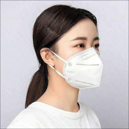 FFP2 Face Mask | Meets the WHO Standards for Covid-19