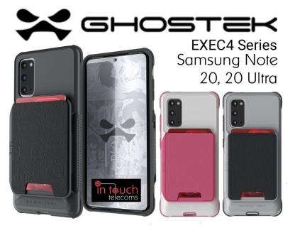 Ghostek Exec 4 Samsung Galaxy Note 20 and 20 Ultra