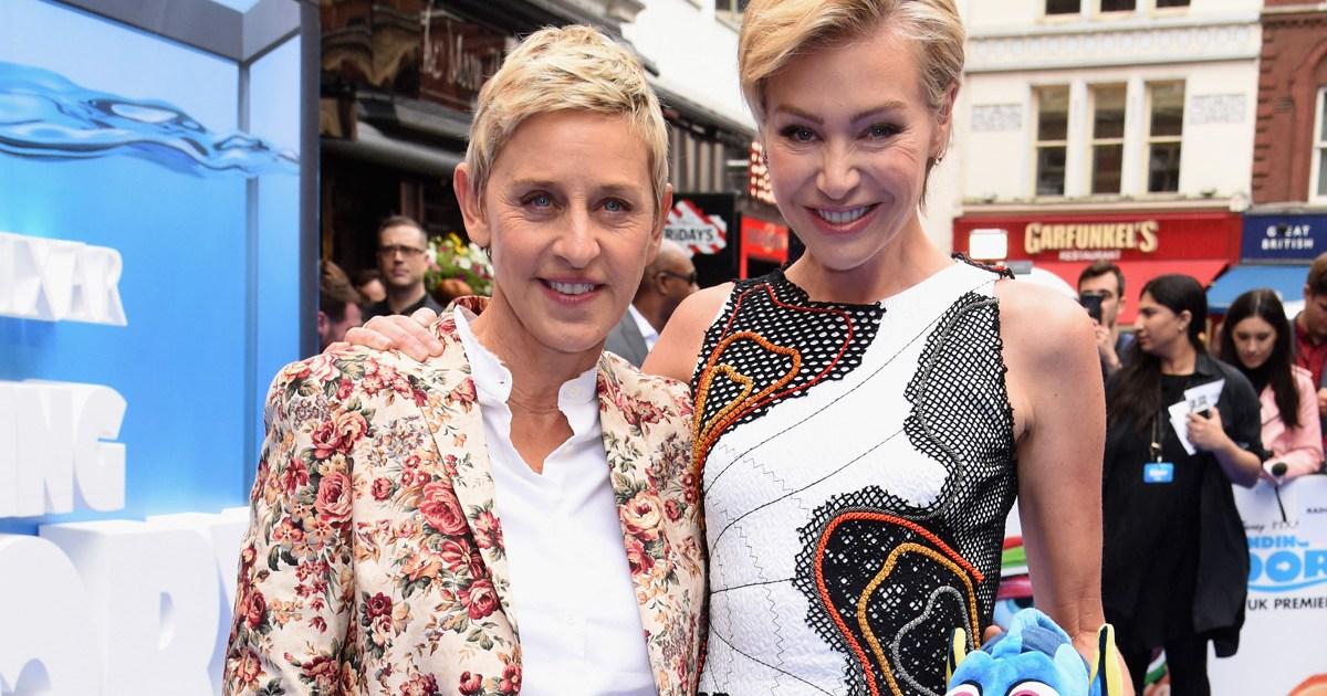 Ellen DeGeneres And Portia De Rossi's $345 Million Divorce