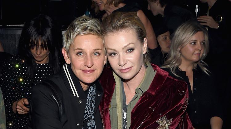 """Ellen DeGeneres And Portia De Rossi Are """"At Their Breaking"""