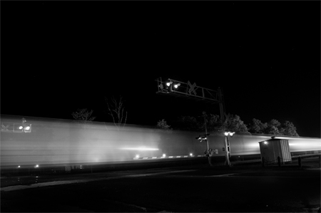 Night Train Through Folkston