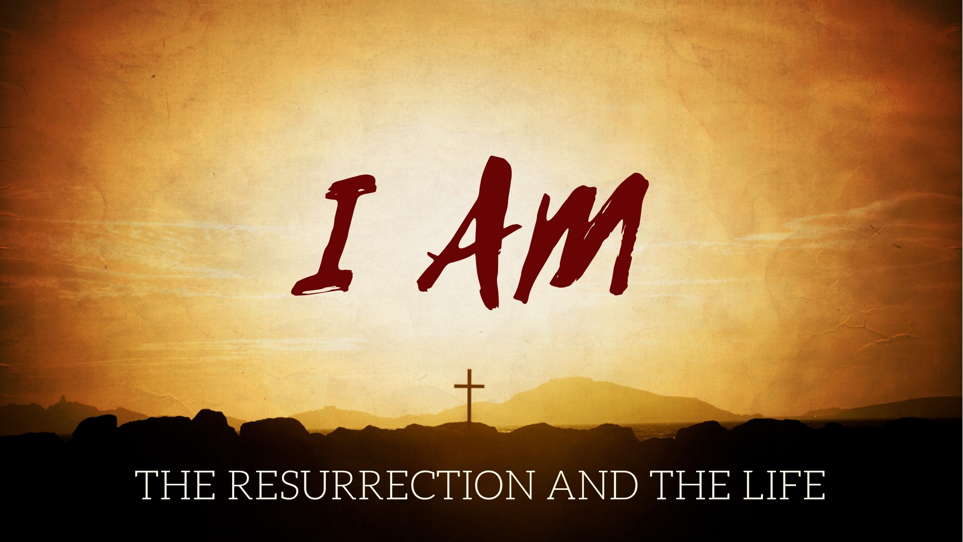 I Am the Resurrection and the Life – Intown Lutheran Church