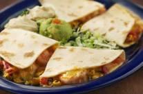 Margarita's | Aztec Shrimp Quesadilla