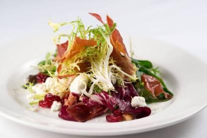 Hanover Street Chophouse  salad