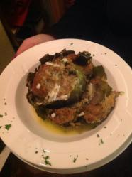 Piccola   Stuffed Artichoke