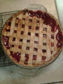 Red Barn Diner | Cherry Pie