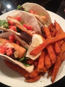 Hooked | mahi mahi fish tacos