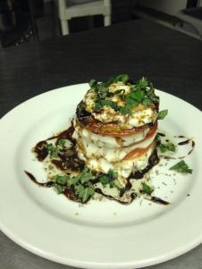 Mangia | Tomato tower