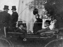 President Teddy Roosevelt in 1908.