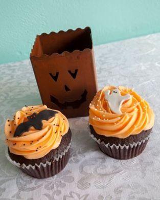 Queen City   Halloween Cupcakes