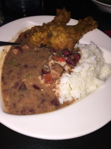 N'Awlin's Grille | Red Beans and Rice