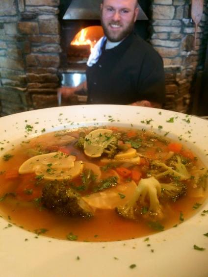 900 Degrees - Vegan Venetian Vegetable Zuppa De Giorno