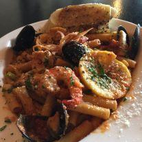 N'awlins | Cajun seafood pasta