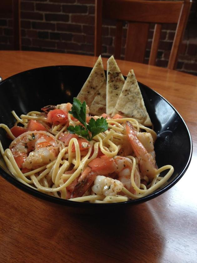 Water Works - Shrimp Scampi