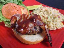 Bayona | BBQ Bacon Cheeseburger