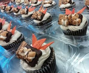 Granite State Lunchbox - Campfire Cupcakes