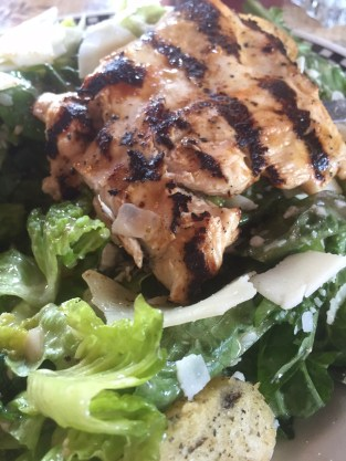 Fratello's | chicken caesar salad