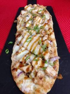 Bayona | Chicken Teriyaki Flatbread Image via Facebook