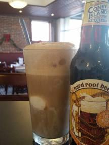 Murphy's Diner | Coney Island Root beer Float