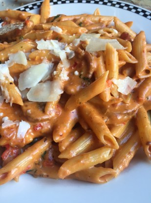Fratellos | Chicken and Sausage Fra Diavolo