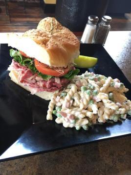 Waterworks Cafe- Deli Sandwich