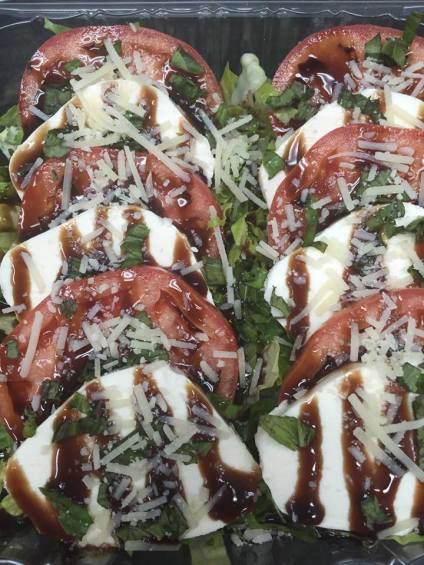 Bada Bing | Caprese Salad