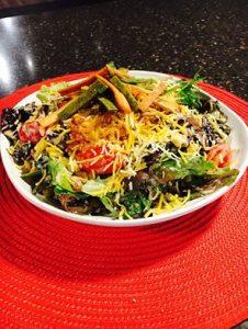 Bayona - Taco Salad