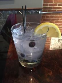 Funktion | Blueberry Lemonade Cocktail