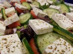 The Gyro Spot - Greek Salad