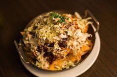 Mint Bistro | shortrib nachos