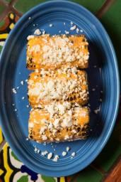 Margaritas | Mexican Corn